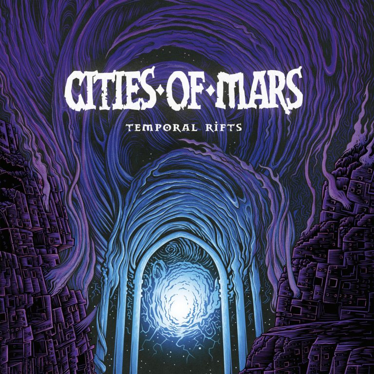 Cities of Mars – Temporal Rifts [Things You Might Have Missed 2017]