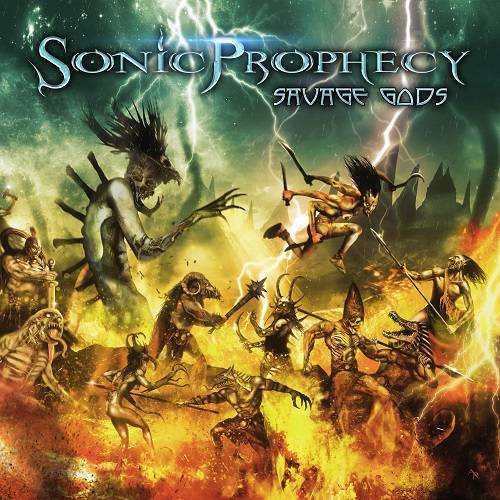Sonic Prophecy – Savage Gods Review