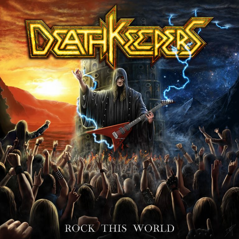 Death Keepers – Rock This World Review