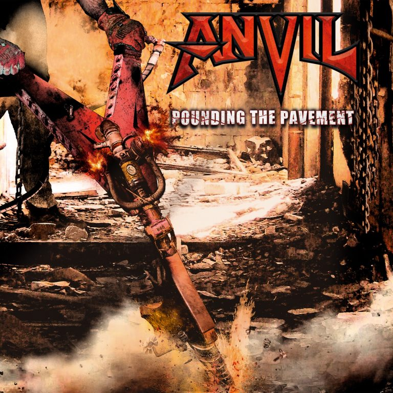 Anvil – Pounding the Pavement Review