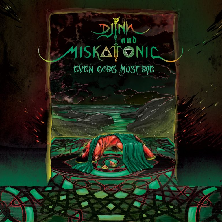 Djinn and Miskatonic – Even Gods Must Die Review