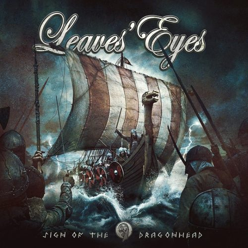 Leaves' Eyes - Sign of the Dragonhead 01