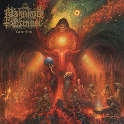 Mammoth Grinder - Cosmic Crypt 01