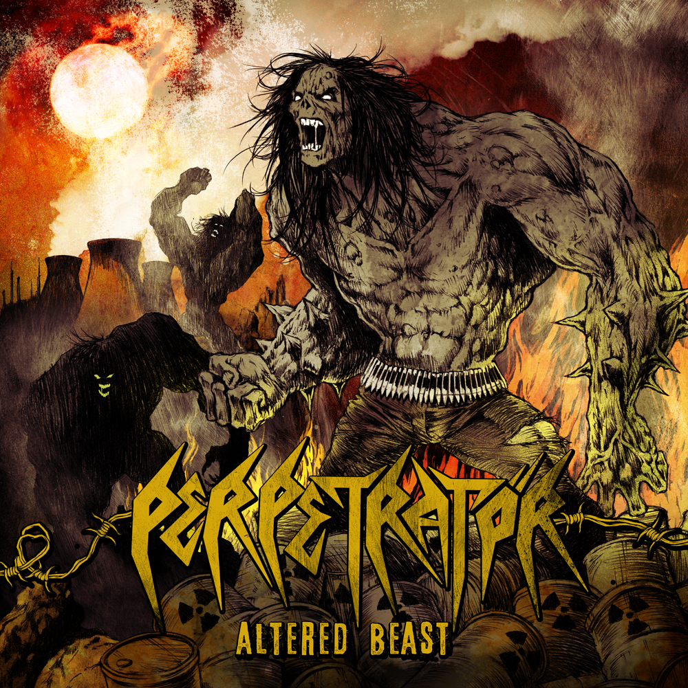 Perpetratör - Altered Beast Review