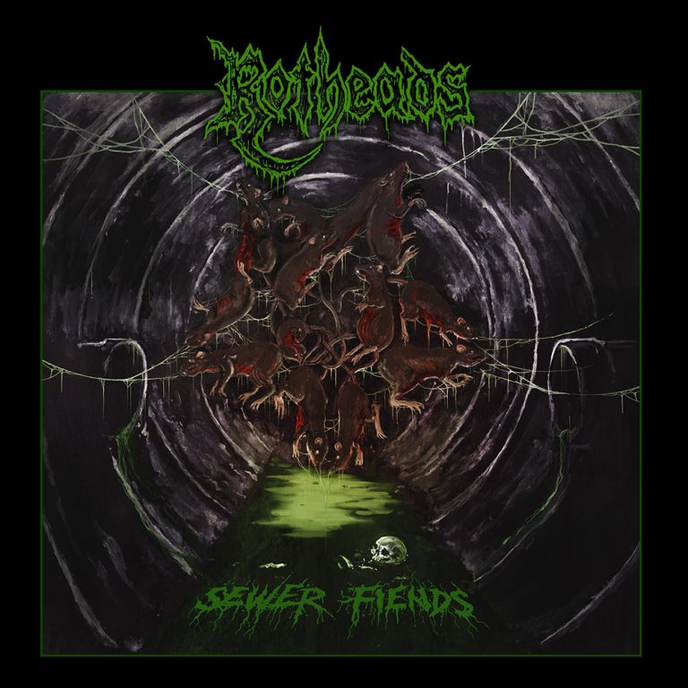 Rotheads – Sewer Fiends Review