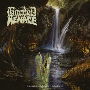 Hooded Menace - Ossuarium Silhouettes Unhallowed 01