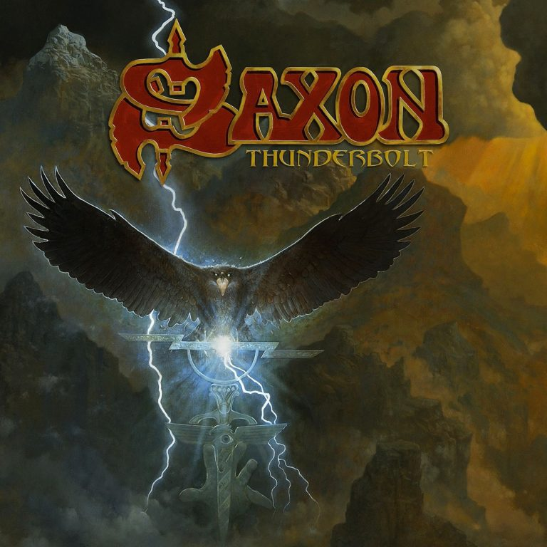 Saxon – Thunderbolt Review