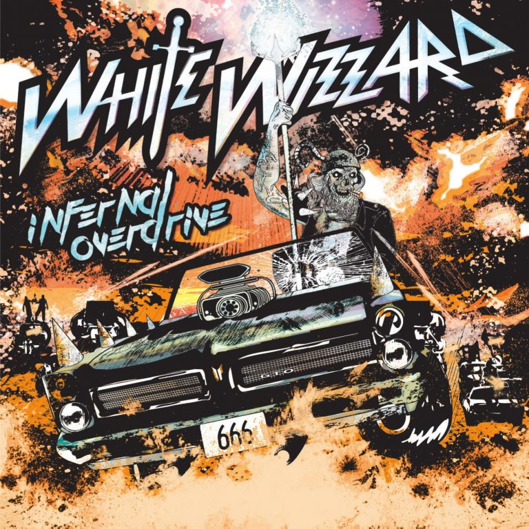 White Wizzard – Infernal Overdrive Review