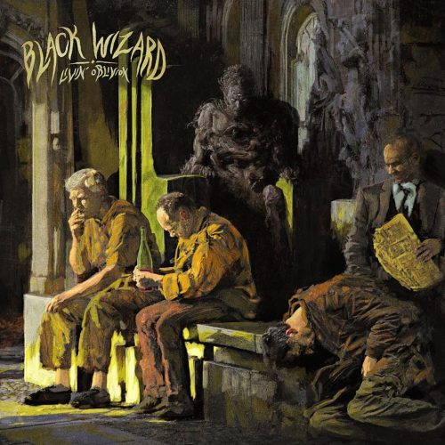 Black Wizard - Livin' Oblivion 01