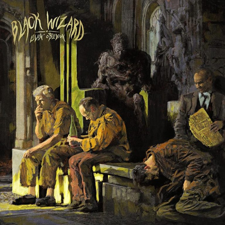 Black Wizard – Livin' Oblivion Review