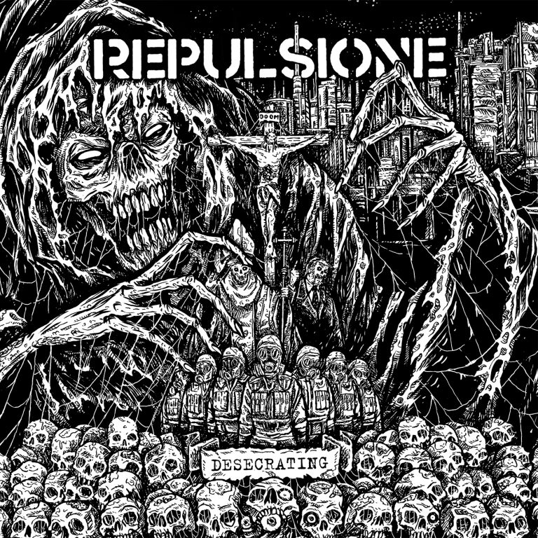 Repulsione – Desecrating Review