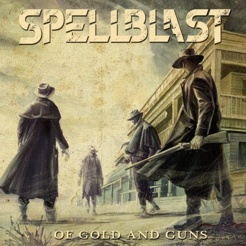 Spellblast - Of Gold and Guns 01