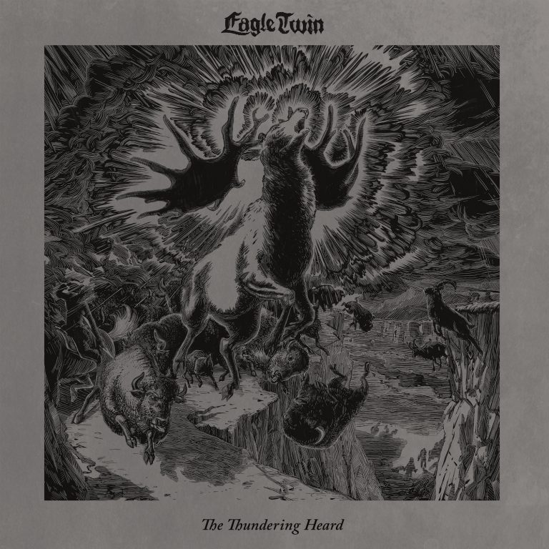 Eagle Twin – The Thundering Heard (Songs of Hoof and Horn) Review