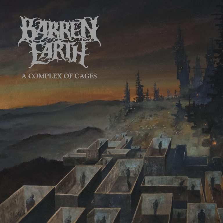 Barren Earth – A Complex of Cages Review