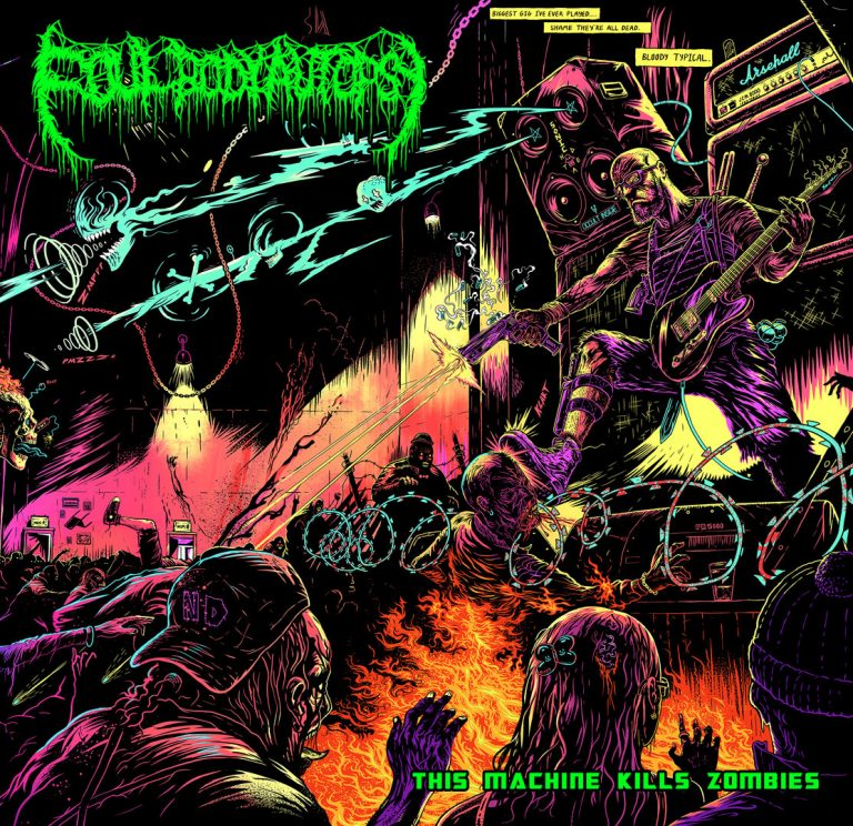 Foul Body Autopsy – This Machine Kills Zombies Review