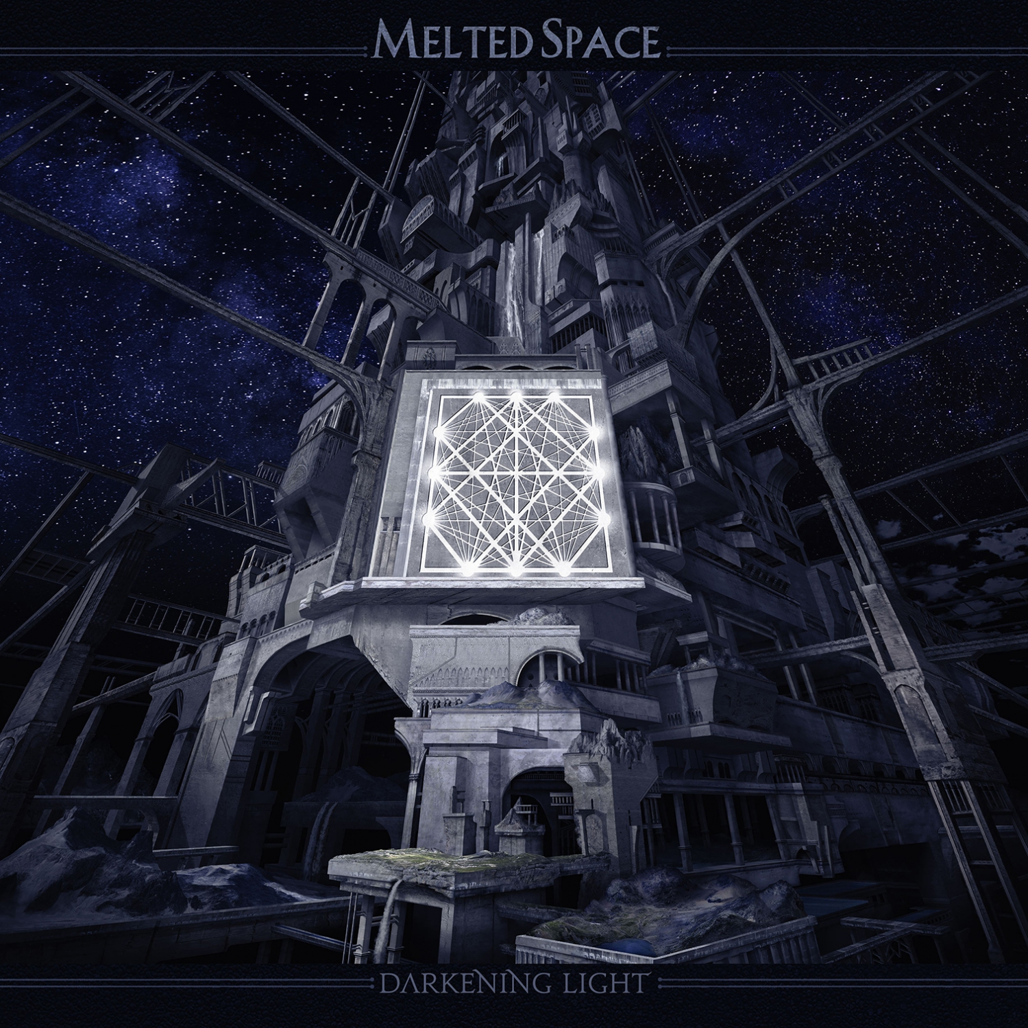 Melted Space - Darkening Light 01