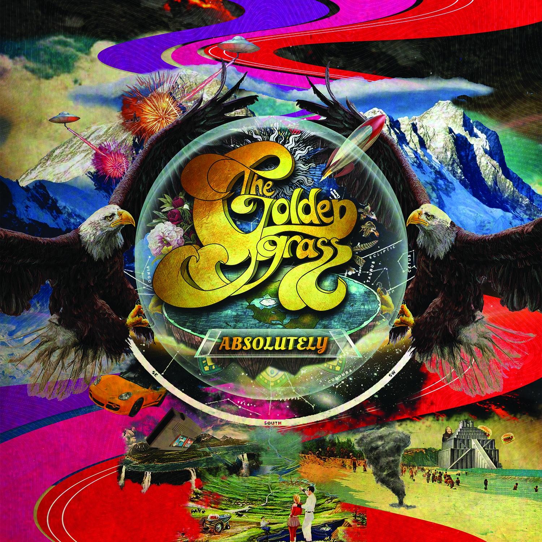 The Golden Grass - Absolutely 01