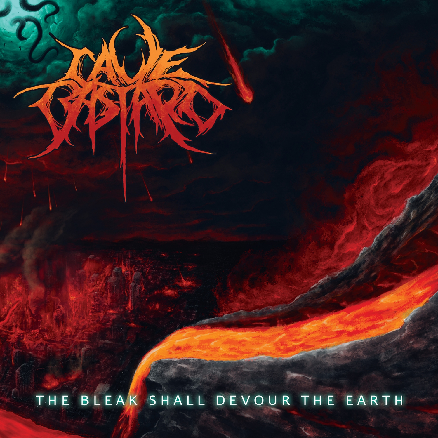 Cave Bastard - The Bleak Shall Devour the Earth 01