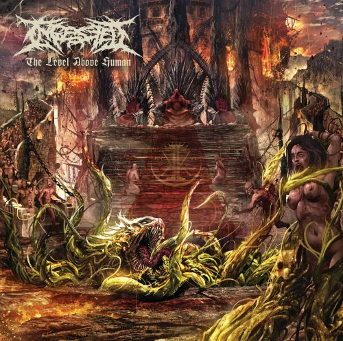 Ingested - The Level Above Human 01