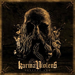 Karma Violens - Serpent God 01