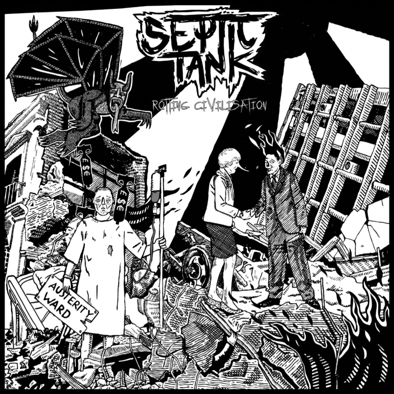 Septic Tank – Rotting Civilisation Review
