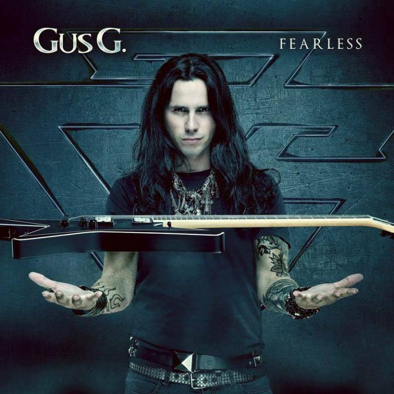 Gus G. – Fearless Review
