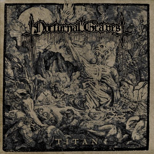 Nocturnal Graves - Titan 01