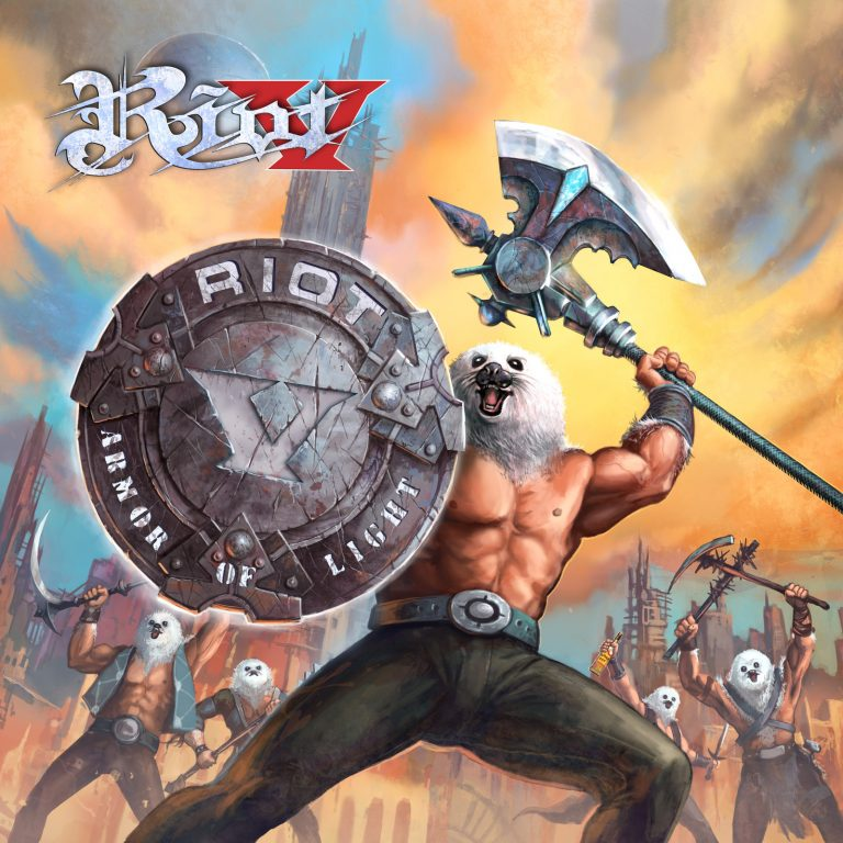 Riot V – Armor of Light Review