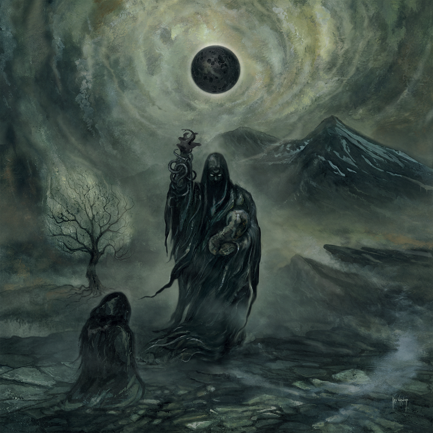 Uada - Cult of a Dying Sun 01