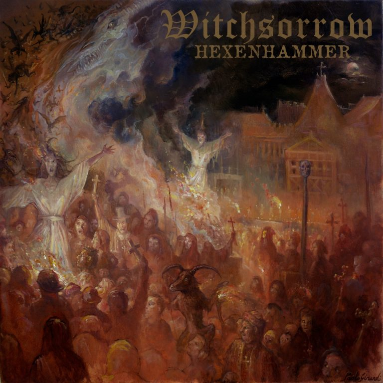 Witchsorrow – Hexenhammer Review