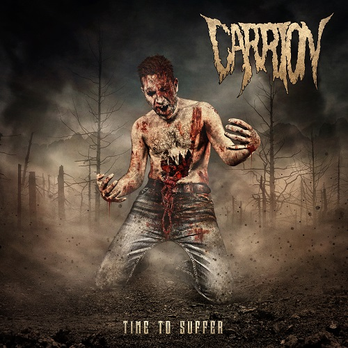 Carrion - Time to Suffer 01