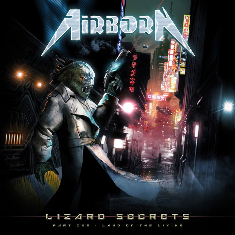 Airborn – Lizard Secrets: Part One – Land of the Living Review