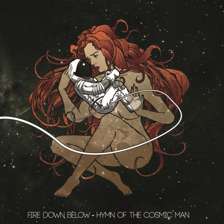 Fire Down Below – Hymn of the Cosmic Man Review