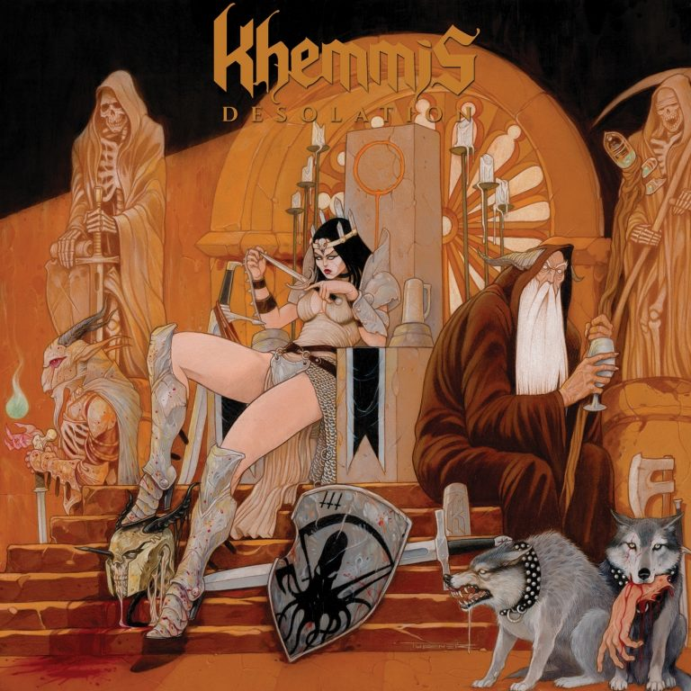 Khemmis – Desolation Review