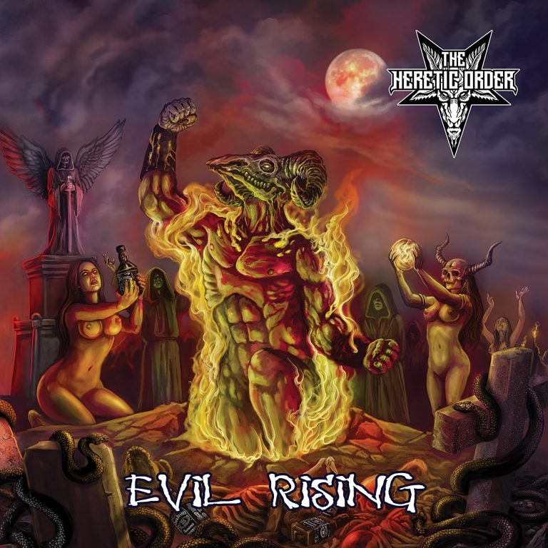 The Heretic Order – Evil Rising Review