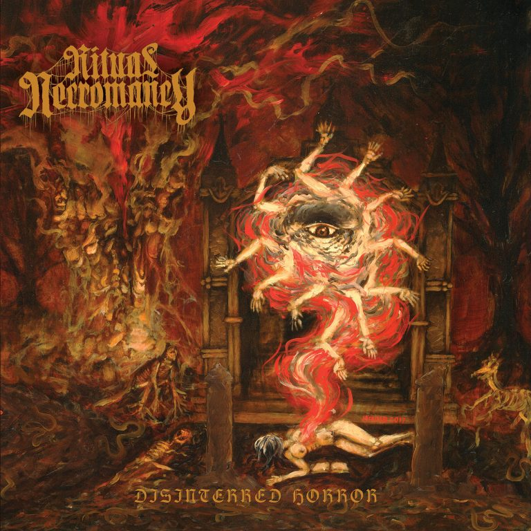 Ritual Necromancy – Disinterred Horror Review