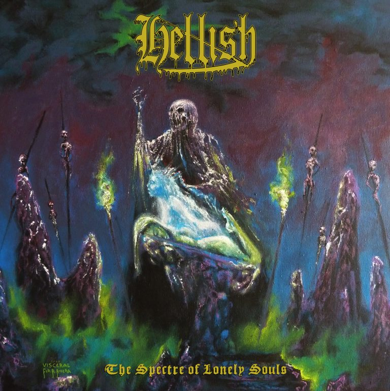 Hellish – The Spectre of Lonely Souls Review