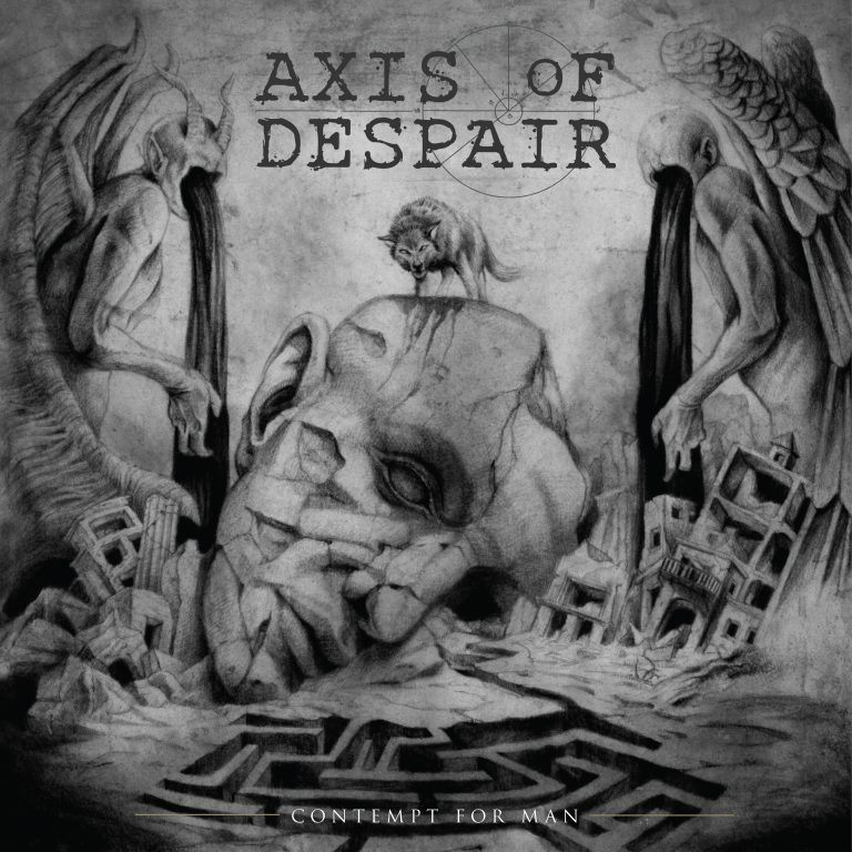 Axis of Despair – Contempt for Man Review