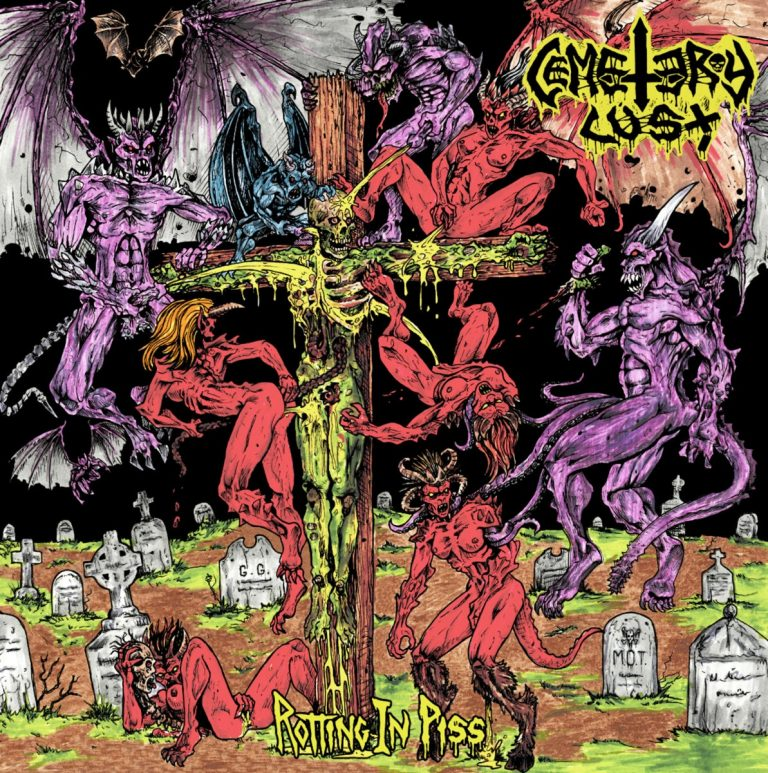 Cemetery Lust – Rotting in Piss Review