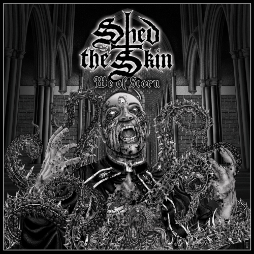Shed the Skin - We of Scorn 01