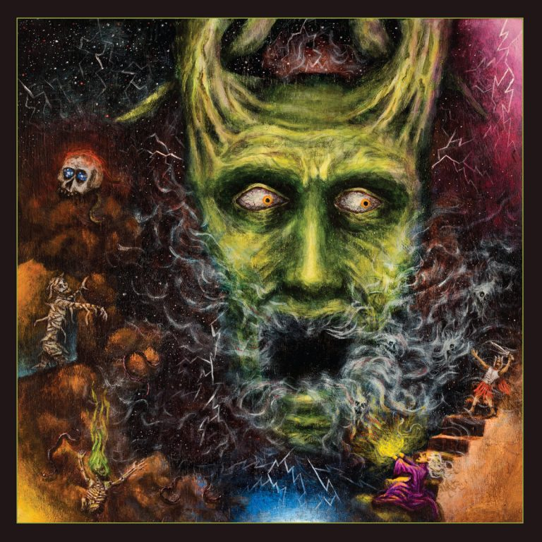 Monster Skull – The Face of the Great Green Devil Review
