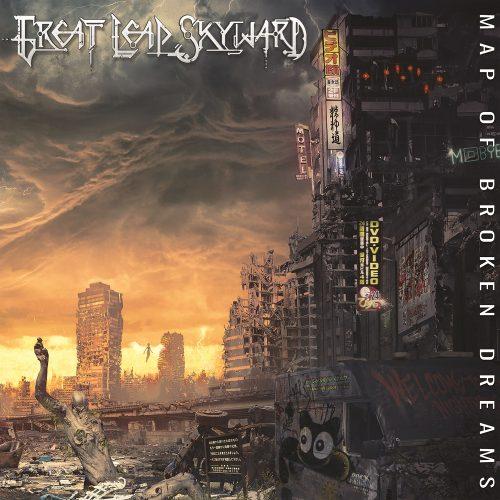 Great Leap Skyward - Map of Broken Dreams Review | Angry Metal Guy