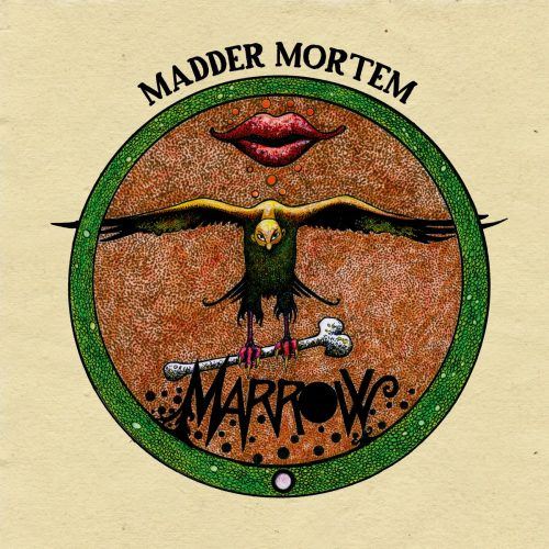 Madder Mortem - Marrow
