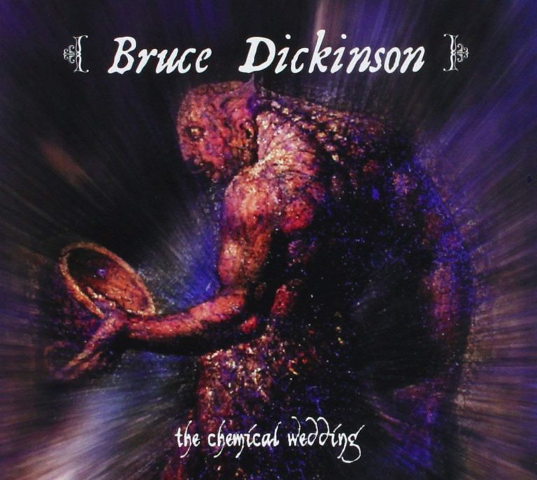 Yer Metal Is Olde: Bruce Dickinson – The Chemical Wedding