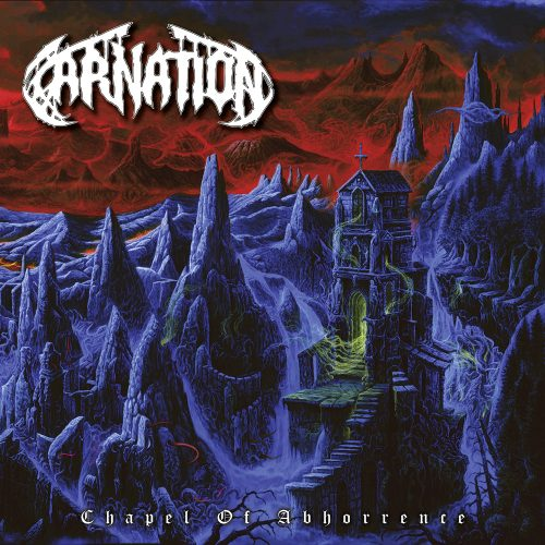 Carnation - Chapel of Abhorrence 01