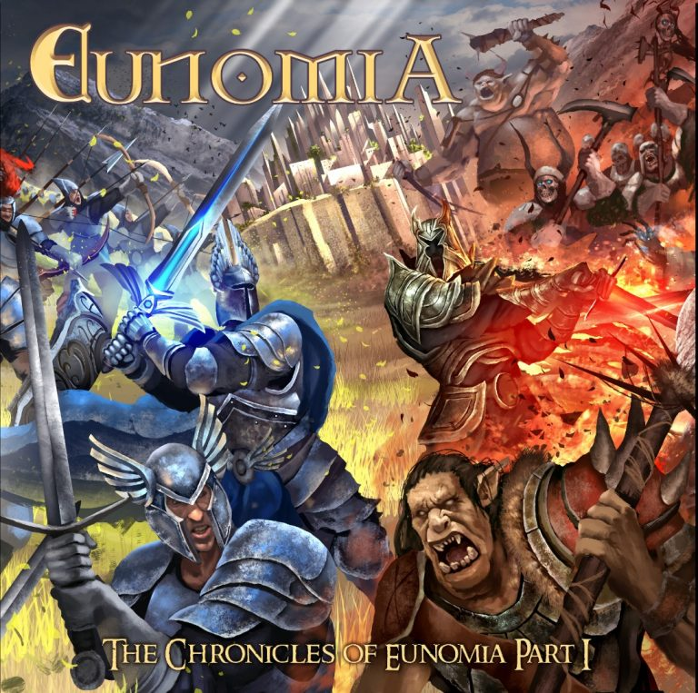 Eunomia – The Chronicles of Eunomia Part I Review