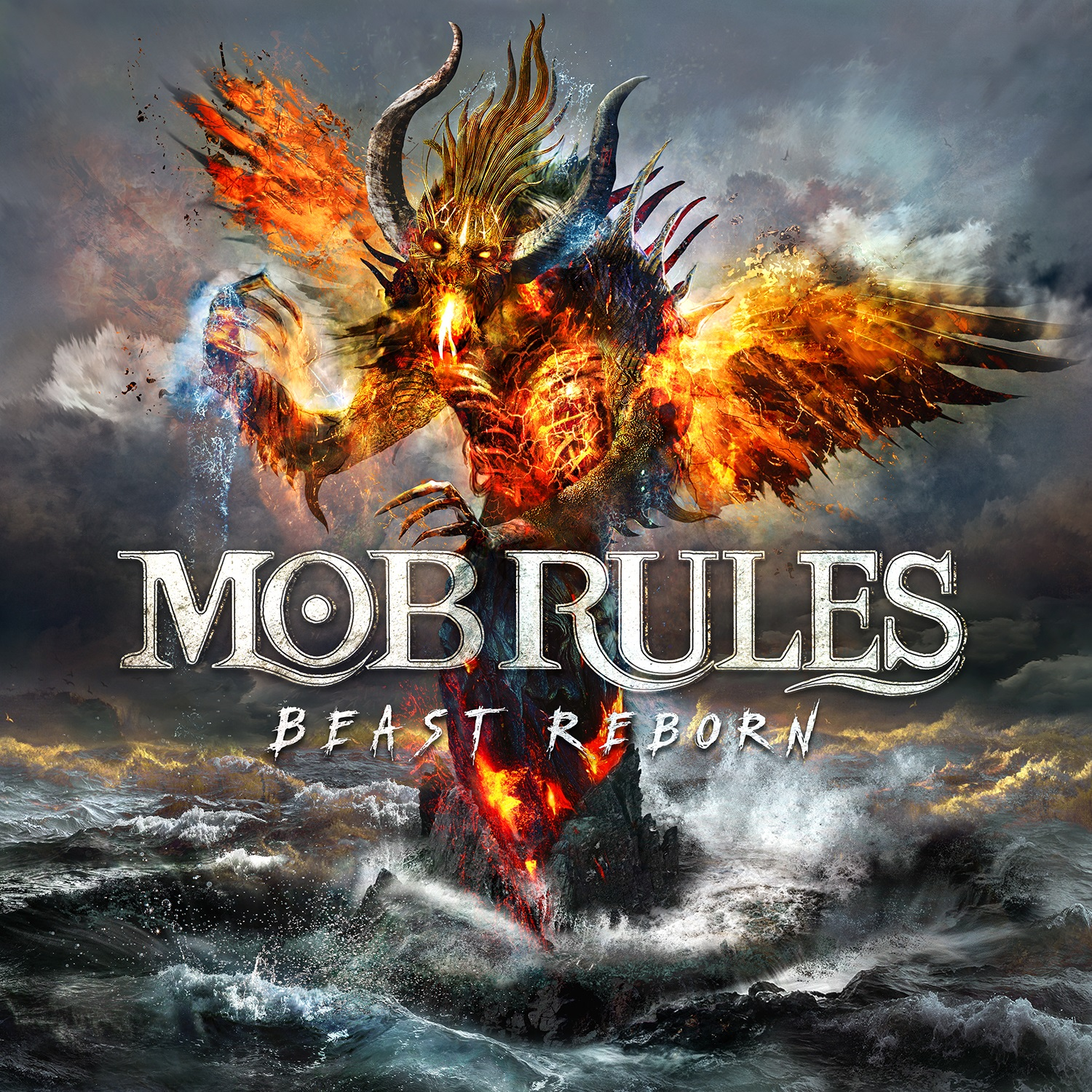 PLAYLISTS 2018 - Page 7 Mob-Rules_Beast-Reborn