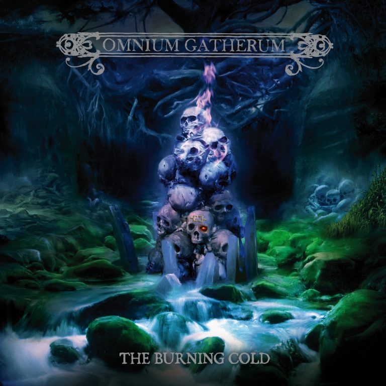 Omnium Gatherum – The Burning Cold Review