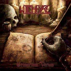 Witchfyre - Grimorium Verum 01