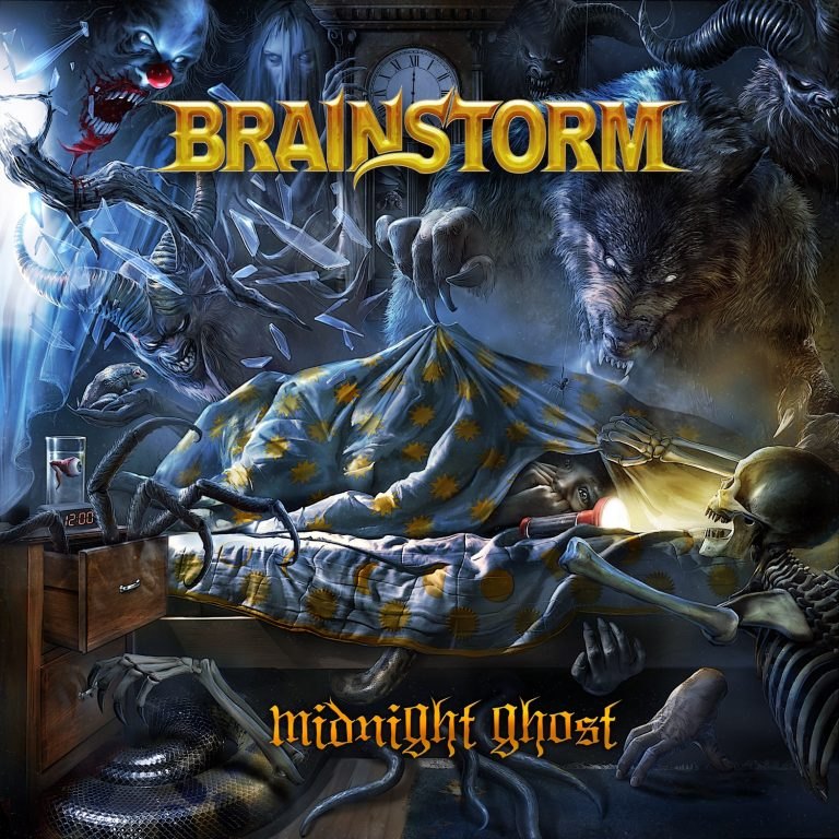Brainstorm – Midnight Ghost Review